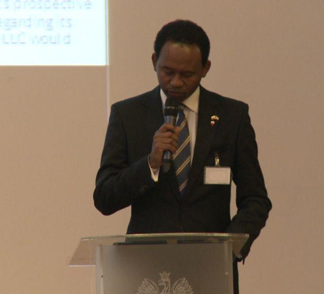 J.E. Dr. Yousif Eisa AlSabri, Ambasador Zjednoczonych Emiratów Arabskich w Warszawie
